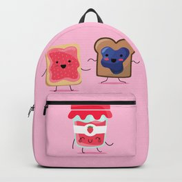 Breakfast Is Jammin' Backpack