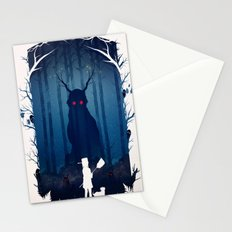 Brave Warriors Stationery Cards