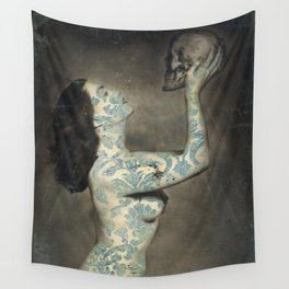 Kiss Me Deadly Wall Tapestry