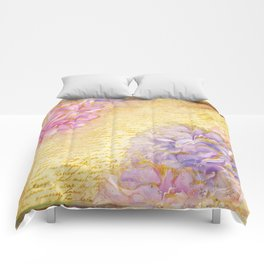 Luv Letter Comforters