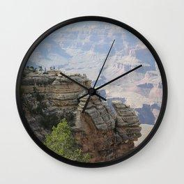 grand canyon 2 Wall Clock