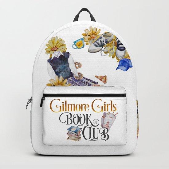 GG Book Club WhiteBG by evieseo
