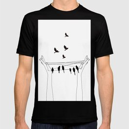 Cat's cradle T-shirt