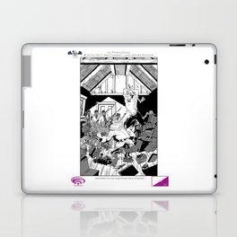 Abe Lincoln vs Kris Kringle Laptop & iPad Skin