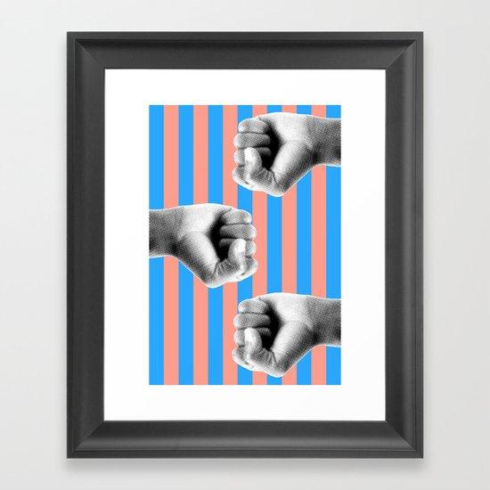 Baritone Framed Art Print