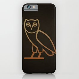 OVO iPhone Case