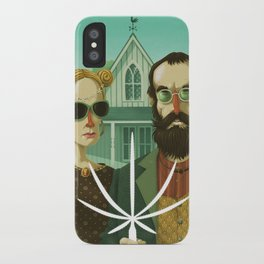 American Gothic High iPhone Case