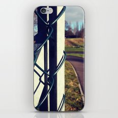 Though the Fence iPhone & iPod Skin