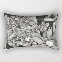 Fauna & Flora Rectangular Pillow