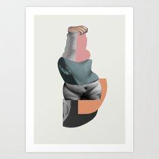 untitled_01 Art Print