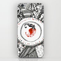 ukraine iPhone & iPod Skins featuring Mood of Ukraine by rusanovska