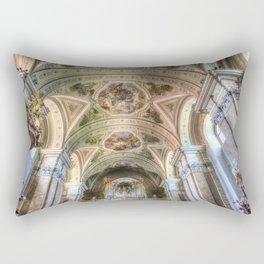 Tihany Benedictine Abbey Rectangular Pillow