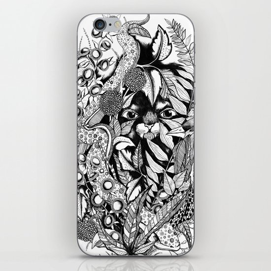 Snail Island iPhone & iPod Skin