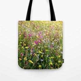 Wildflowering LA II Tote Bag