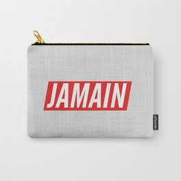 Who's Jamain Icon Carry-All Pouch