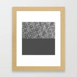 grebati Framed Art Print