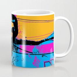 On Edge - Skateboarder Coffee Mug