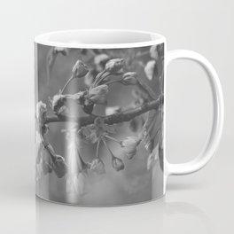 Sprung by Spring B+W Coffee Mug