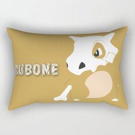 Cubone Rectangular Pillow