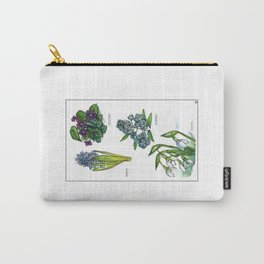 Few of my favourite flowers Carry-All Pouch