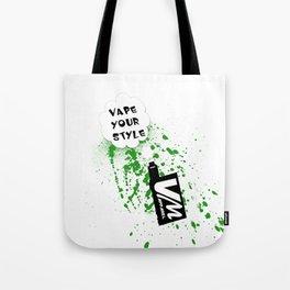 Vape VM Tote Bag