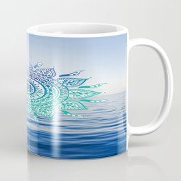 Sea Mandalla Coffee Mug