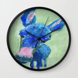 Wonkey Donkey Wall Clock