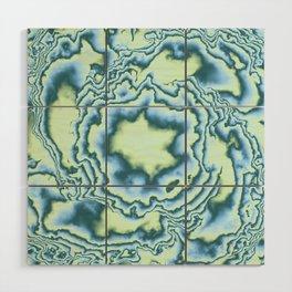 Turbulence in MWY 03 Wood Wall Art