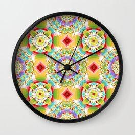 Bijoux Ombre Wall Clock