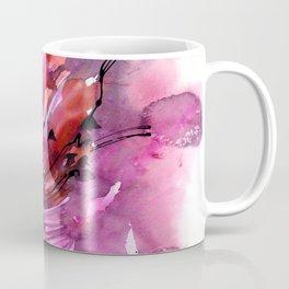 Organic Ecstasy No.55d by Kathy Morton Stanion Coffee Mug
