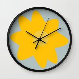Cardiff Two Wall Clock