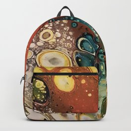 Autumn leaf colors Backpack