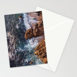 Autumn Sea Stationery Cards