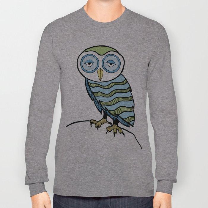 AL the Owl Long Sleeve T-shirt