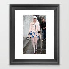 A-R-T-P-O-P Framed Art Print