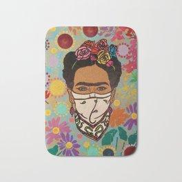 Viva La Frida! Bath Mat