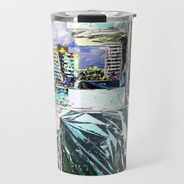 Balcony With A View Travel Mug