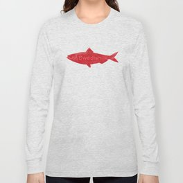 Swedish Fish Long Sleeve T-shirt