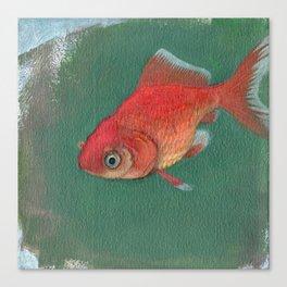 Goldfish #3 Canvas Print