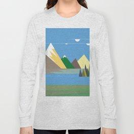 Hills Long Sleeve T-shirt