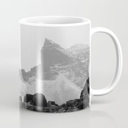 Mountains of Dyrfjöll Coffee Mug