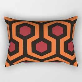 The Shining by Adam Armstrong Rectangular Pillow