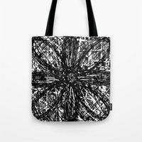 emily rickard Tote Bags featuring Emily by Robin Maria Pedrero