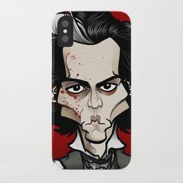 Sweeney iPhone Case