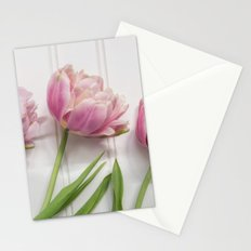 Tulips Three Stationery Cards