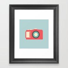 Camara Framed Art Print