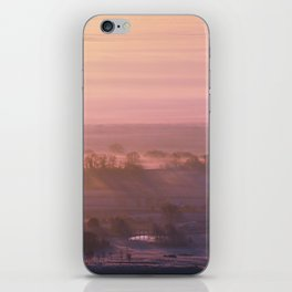 Edge of the Morning iPhone Skin