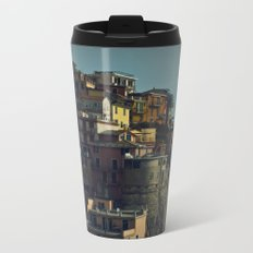 Cinque Terre detail Metal Travel Mug