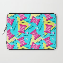 Memphis Sewing - Brights Laptop Sleeve