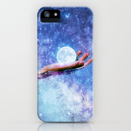 Galactic Pool iPhone Case